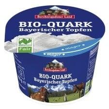 Queijo quark Berchtesgadener Land Biológico