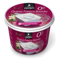 Queijo quark Flor de Burgos 0%