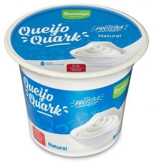 Queijo quark Santiago