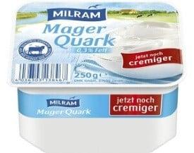 Queijo quark Milram